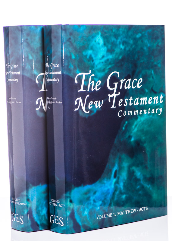 The Grace New Testament Commentary (2 Volume Set)