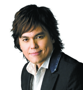 Photo of Joseph Prince used by permission from Harrison House, Inc.