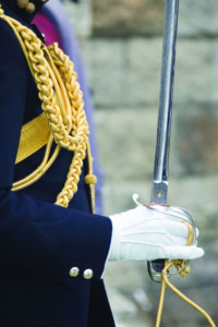 marine sword