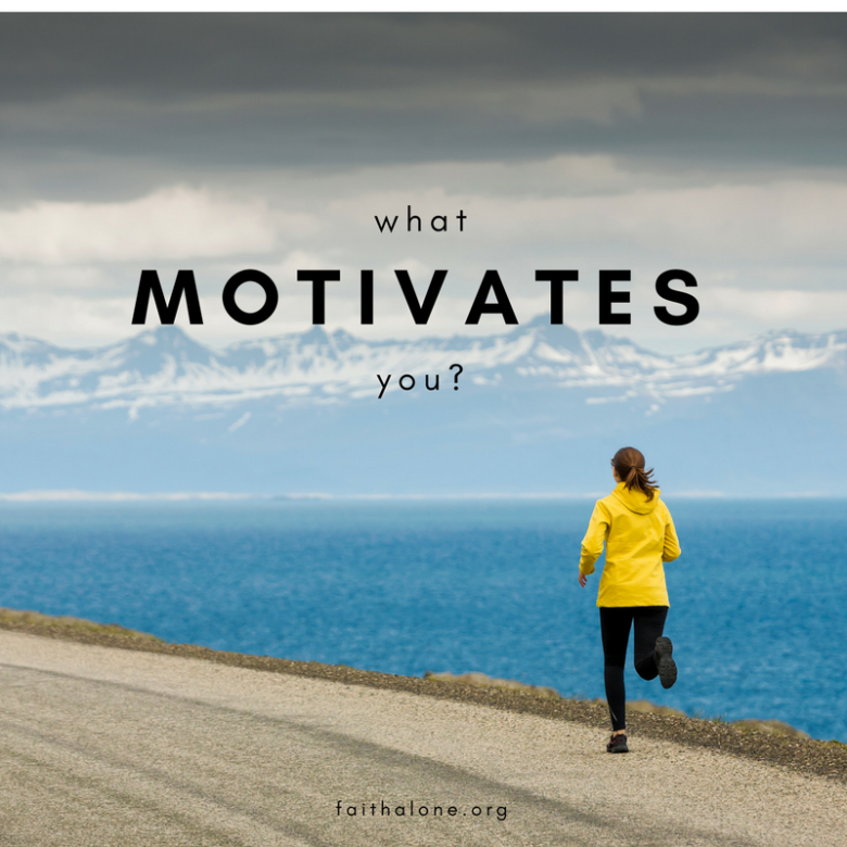 What Motivates You?  What Motivates You